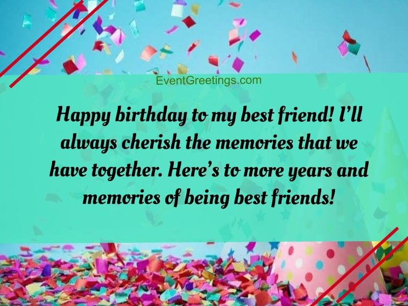 Birthday Wishes For Best Friend  30 Exclusive Birthday Wishes For Best Friend Female