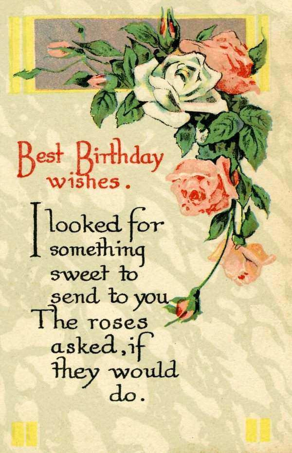 Birthday Wishes For Best Friend  50 Best Birthday Wishes for Friend with 2020