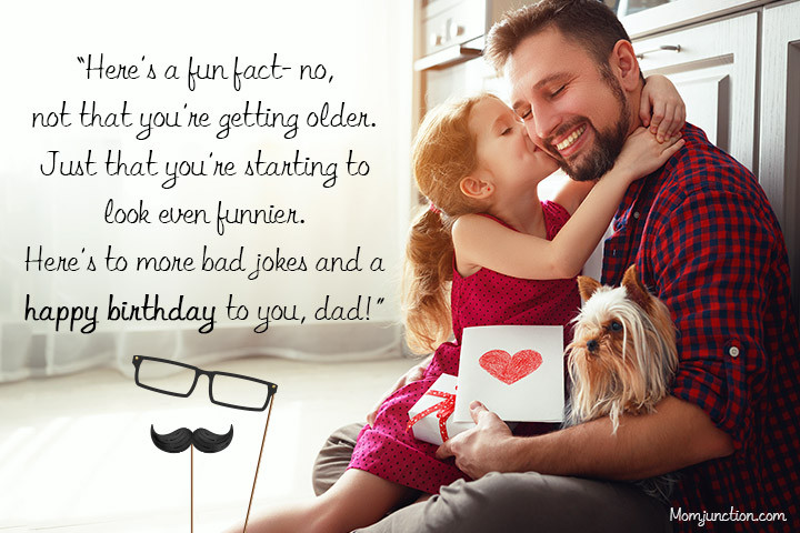 Birthday Wishes For Father From Daughter  101 Happy Birthday Wishes for Dad with Love and Care