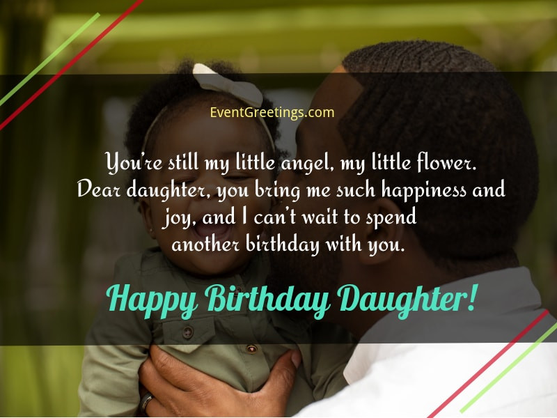 Birthday Wishes For Father From Daughter  65 Amazing Birthday Wishes For Daughter From Dad
