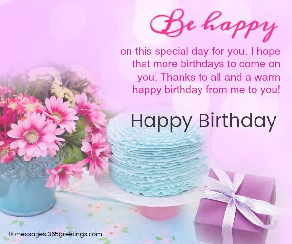 Birthday Wishes Messages  Happy Birthday Wishes and Messages 365greetings