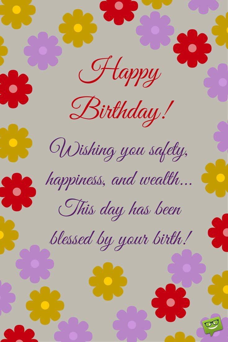 Birthday Wishes Poems  Happy Birthday Poems