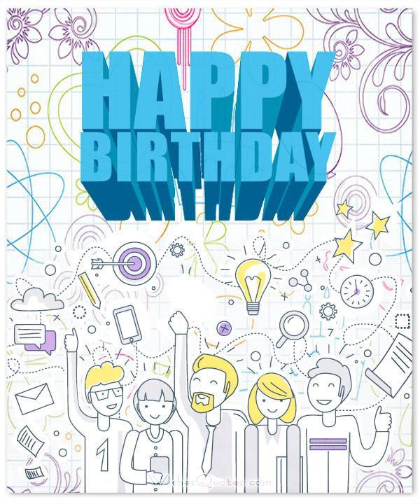 Birthday Wishes To Colleague  33 Heartfelt Birthday Wishes for Colleagues By WishesQuotes