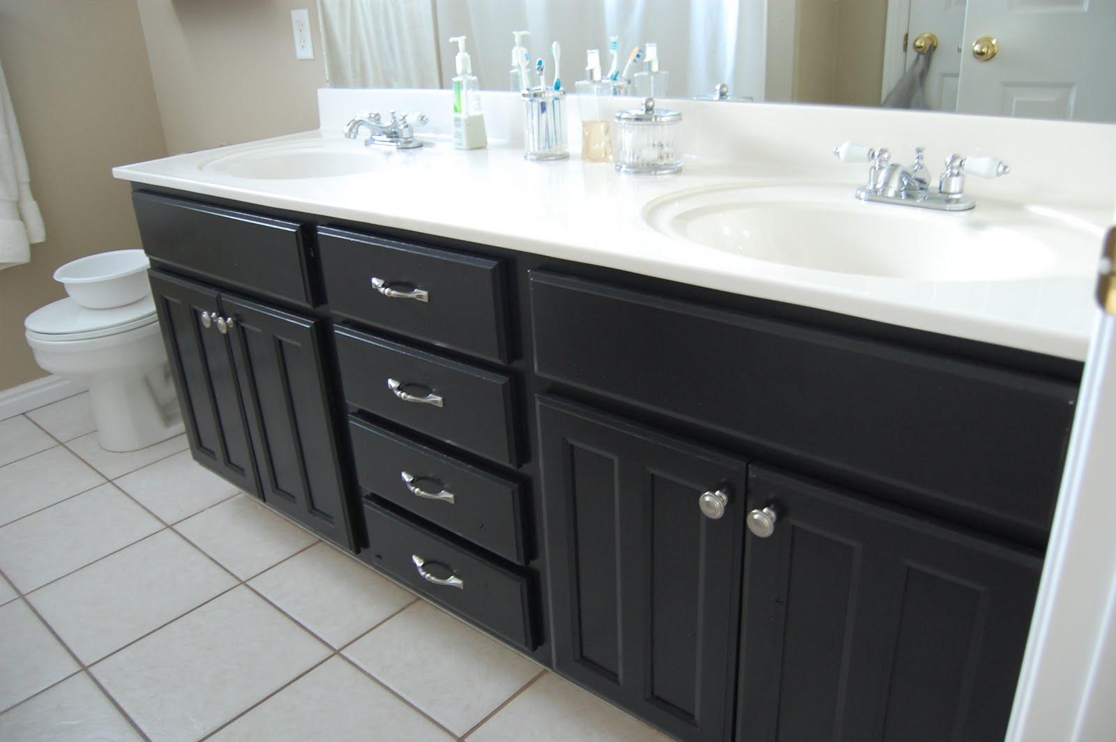 Black Bathroom Cabinet  marvelous black bathroom vanities with large vanity