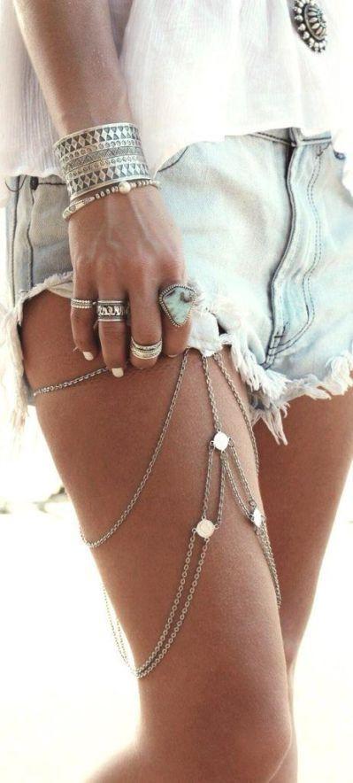 Body Jewelry Coachella  Coachella Body Jewelry Perfect For Festival Season