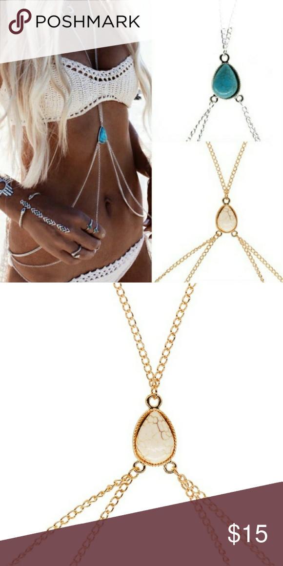 Body Jewelry Coachella  Coachella style body chain Boutique