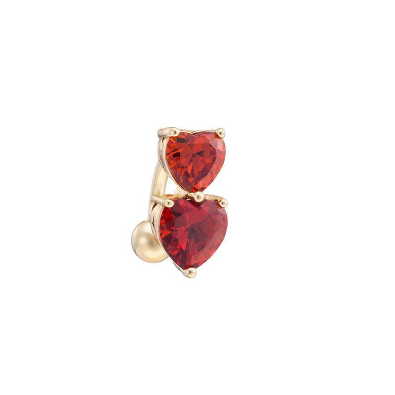 Body Jewelry Fantasy  2020 Fancy&Fantasy Hot Body Jewelry Crystauble Heart Shape