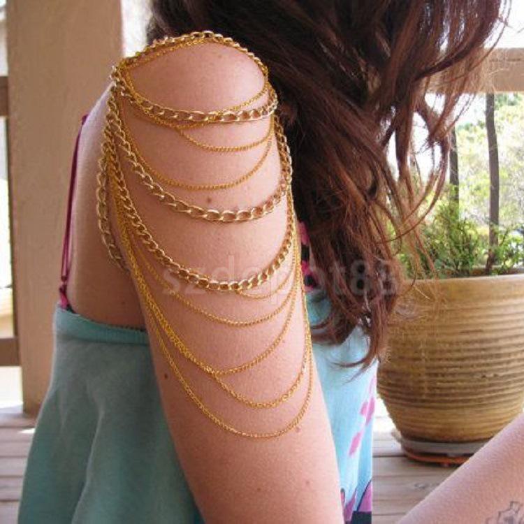 Body Jewelry Shoulder  Popular Body Jewelry Shoulder Chain Jewelry Buy Cheap Body