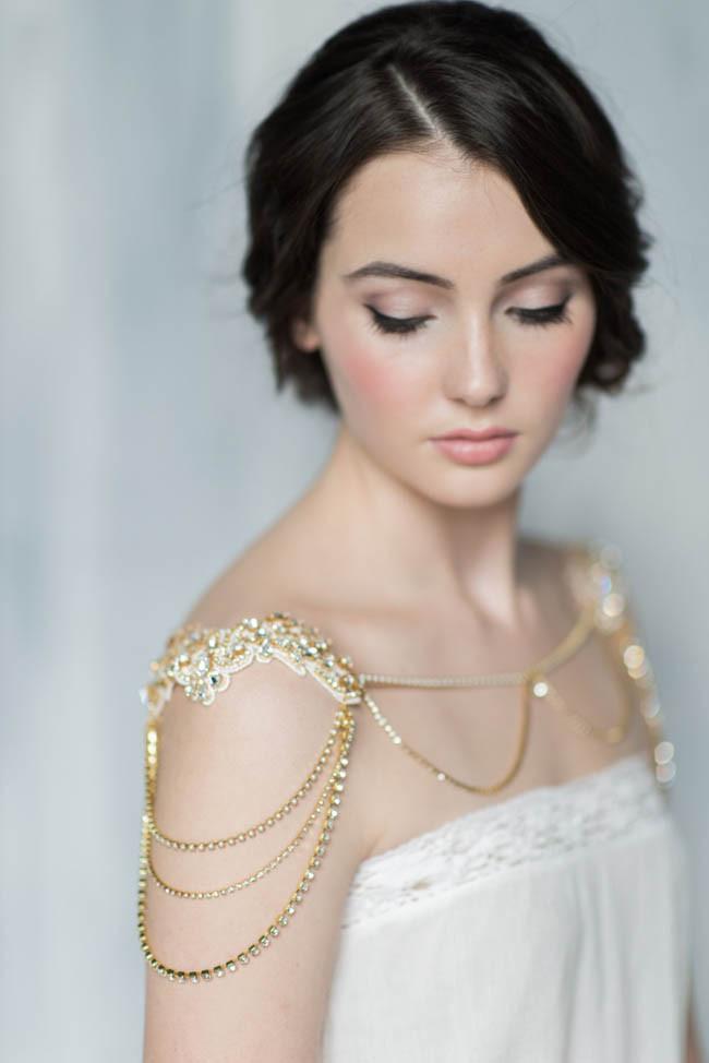 Body Jewelry Wedding  Beautiful Bridal Body Jewellery from Etsy