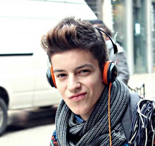 Boys Trendy Haircuts  20 Trendy Hairstyles for Boys