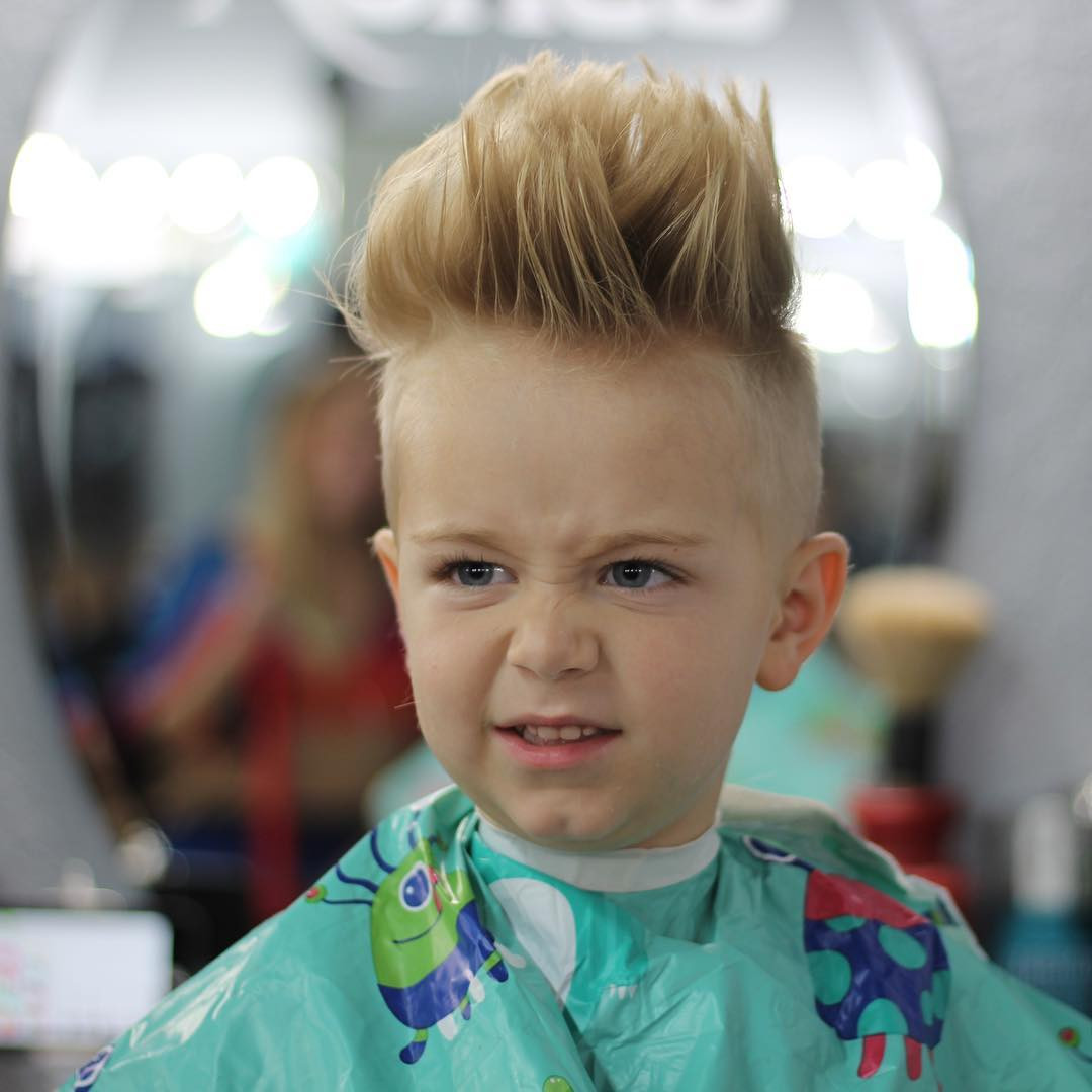 Boys Trendy Haircuts  33 Most Coolest and Trendy Boy s Haircuts 2018 Haircuts
