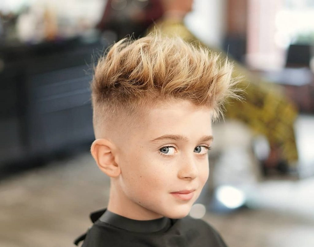 Boys Trendy Haircuts  Cool Haircuts For Boys 22 Styles For 2020