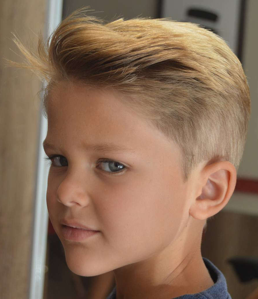 Boys Trendy Haircuts  22 Stylish and Trendy Boys Haircuts 2020 Haircuts
