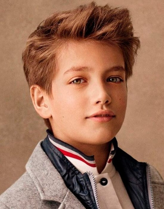 Boys Trendy Haircuts  Cool Men's Haircuts to be the Most Popular Man in the 21