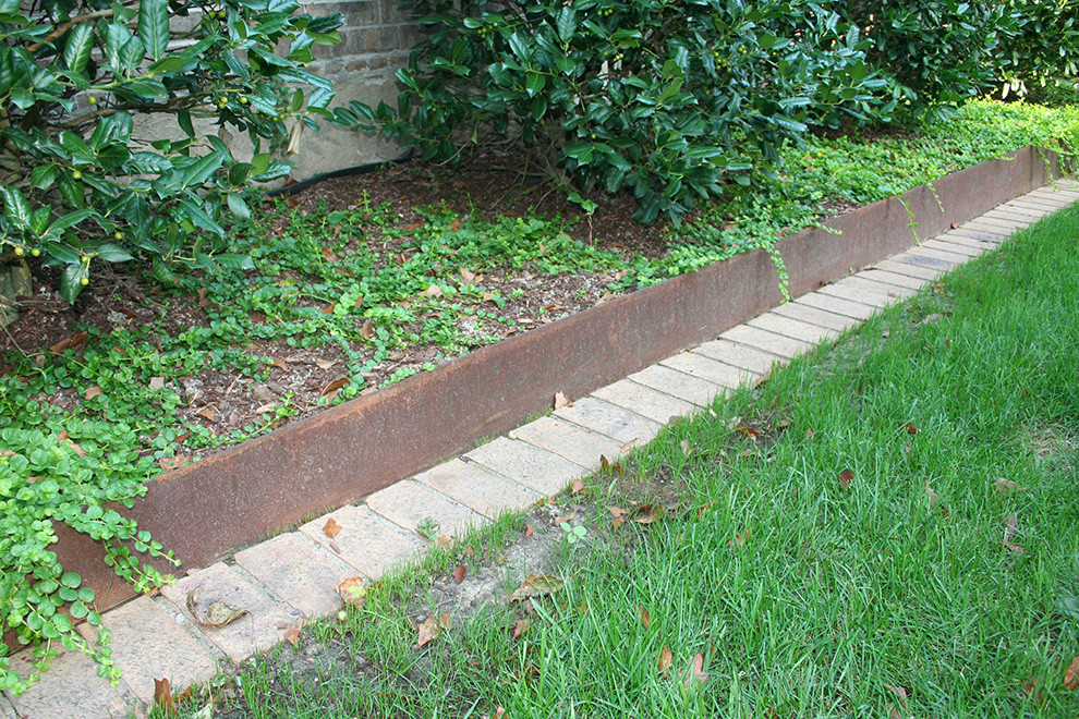 Brick Landscape Edging  Beautify Your Edging State by State Gardening