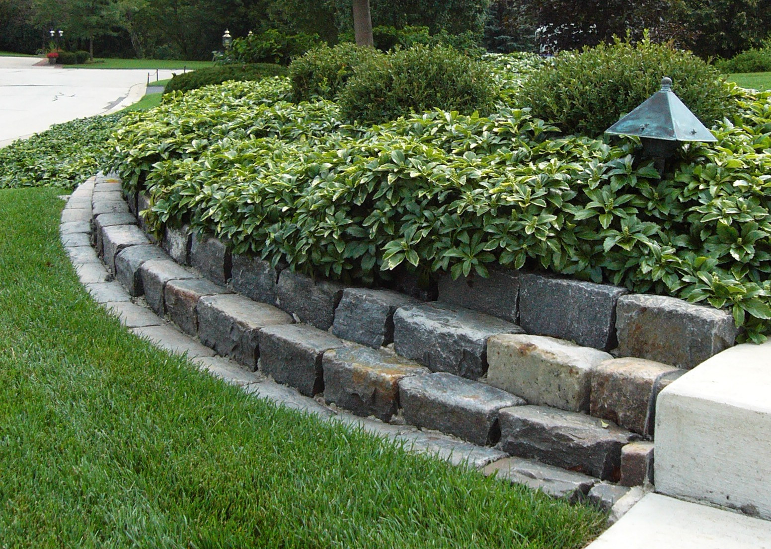 Brick Landscape Edging  Decorative Landscape Edging