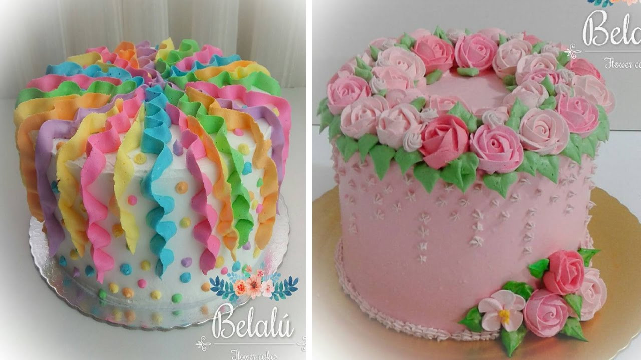 Cake Decorating Ideas For Birthday  Top 20 Birthday cake decorating ideas The most amazing