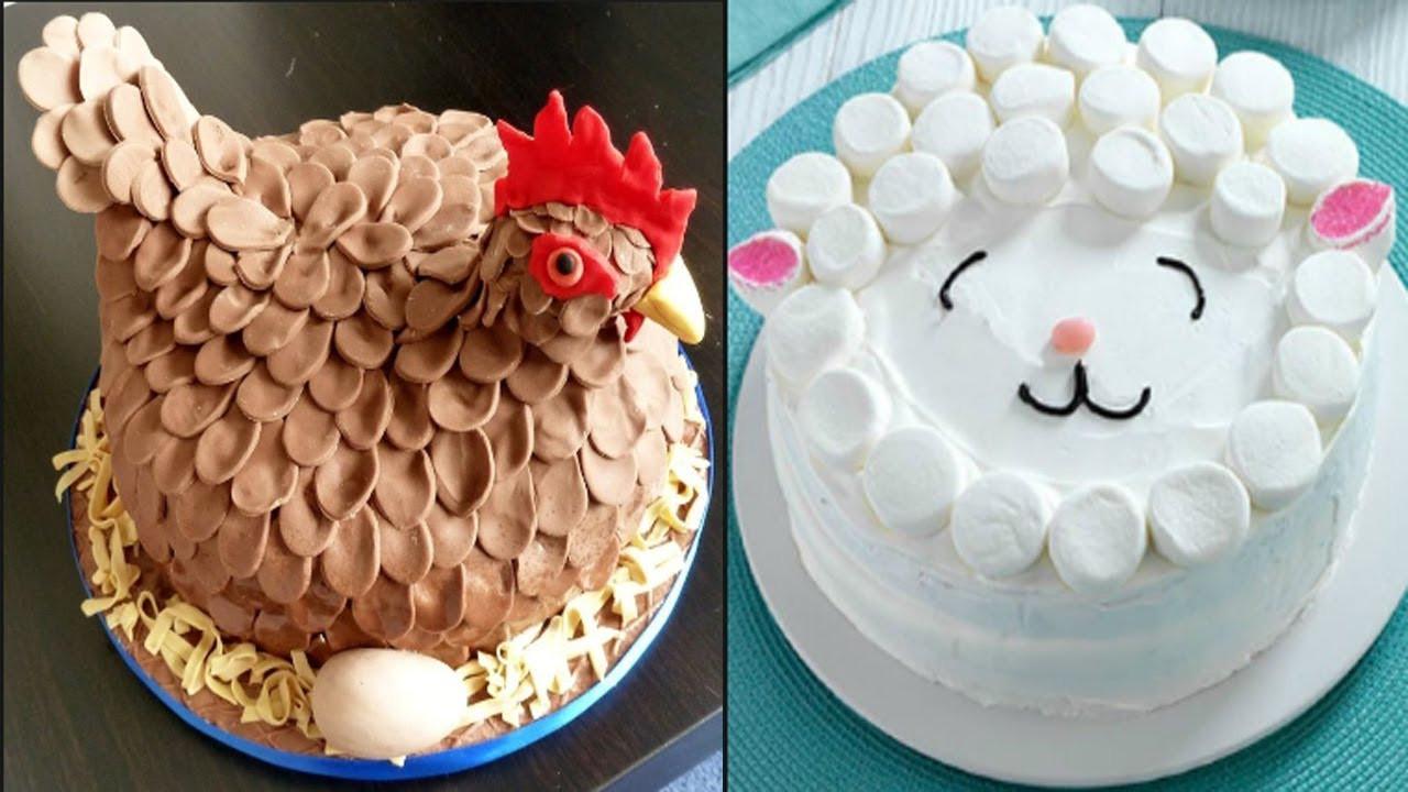 Cake Decorating Ideas For Birthday  Top 25 Amazing Birthday Cake Decorating Ideas Cake Style