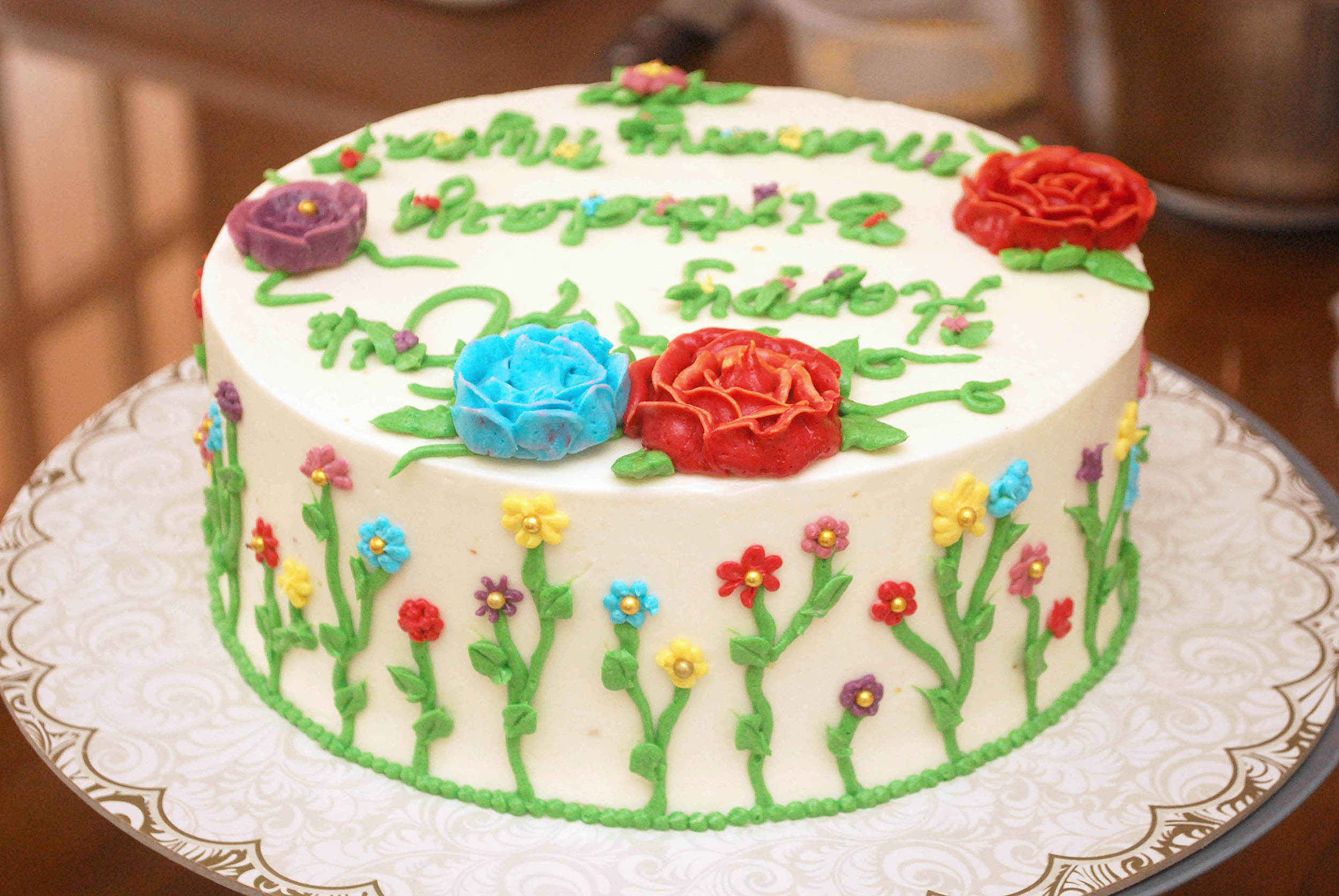 Cake Decorating Ideas For Birthday  How to Decorate Birthday Cakes wikiHow