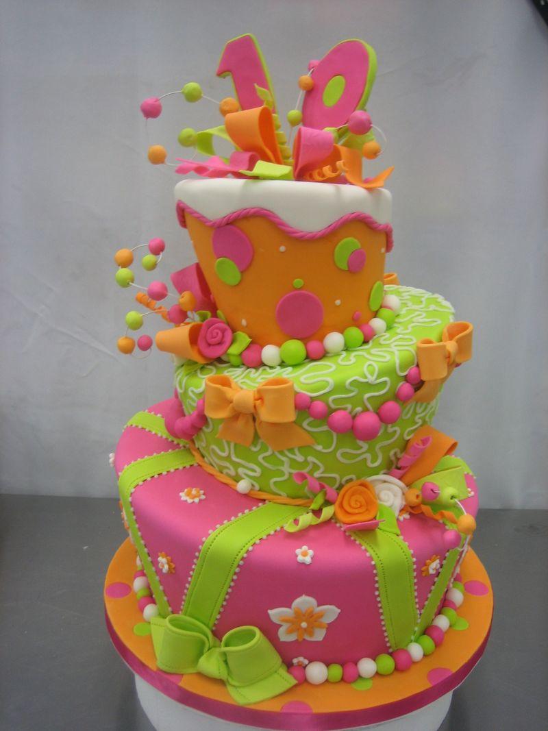 Cake Decorating Ideas For Birthday  Easy Cake Decorating Ideas – Cake Decoration Tips and