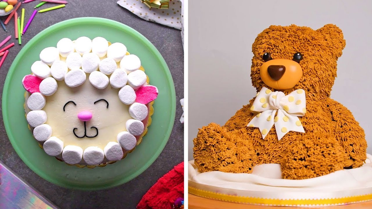 Cake Decorating Ideas For Birthday  Top 23 Birthday Cake Decorating Ideas