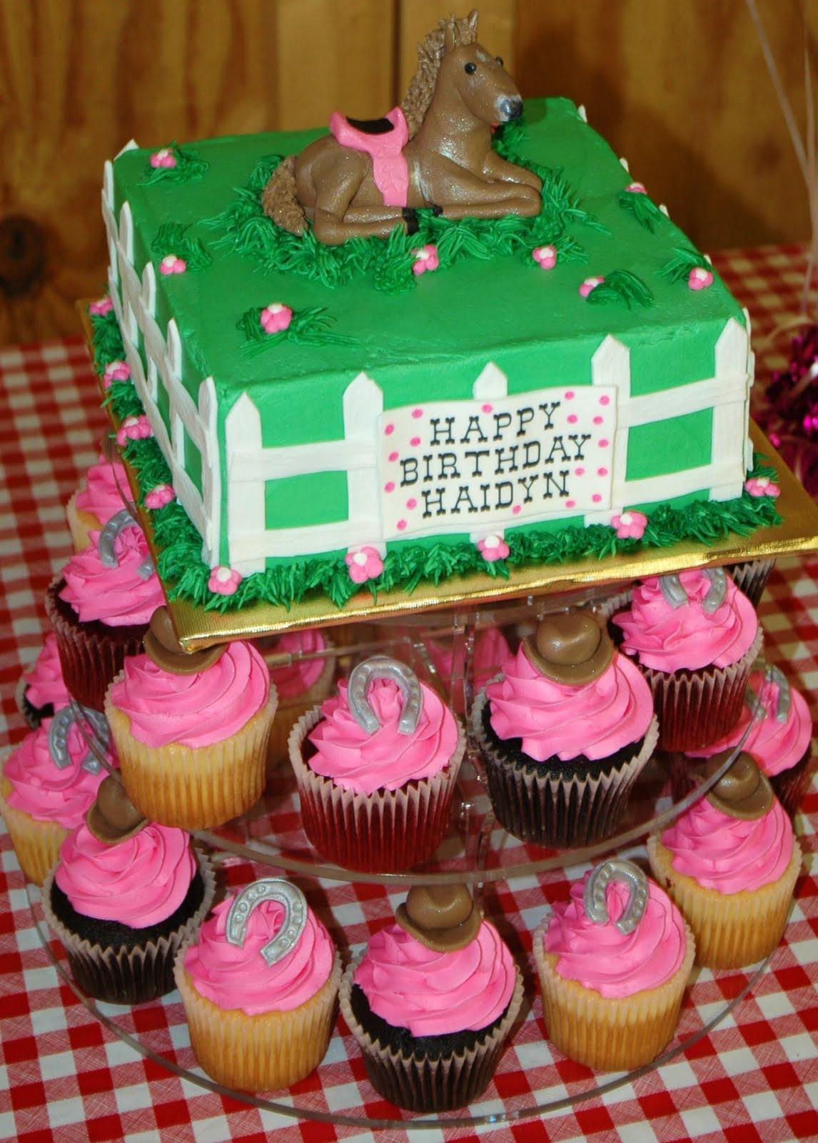 Cake Decorating Ideas For Birthday  Horse Birthday Cakes – Decoration Ideas