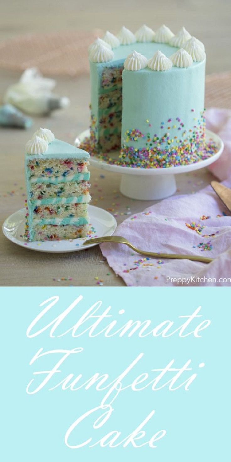 Cake Decorating Ideas For Birthday  15 Spring Inspired Cake Decorating Tips and Tutorials