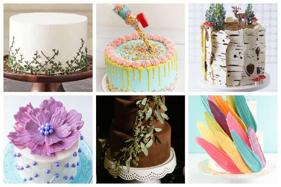 Cake Decorating Ideas For Birthday  27 No Fail Birthday Cake Decorating Ideas Ideal Me