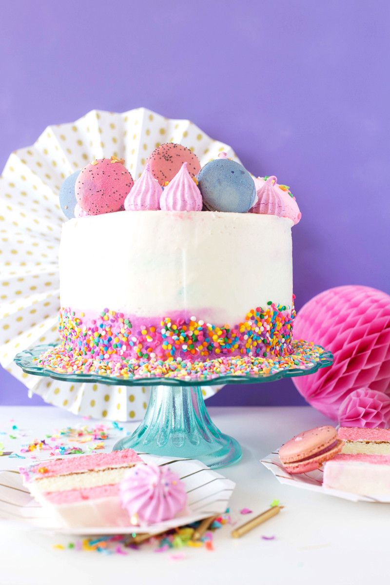 Cake Decorating Ideas For Birthday  Decorating The Sweetest Birthday Cakes For Girls • A