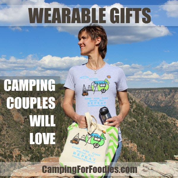 Camping Gift Ideas For Couples  50 Unique Camping Gifts For Couples Crazy Cool Gift