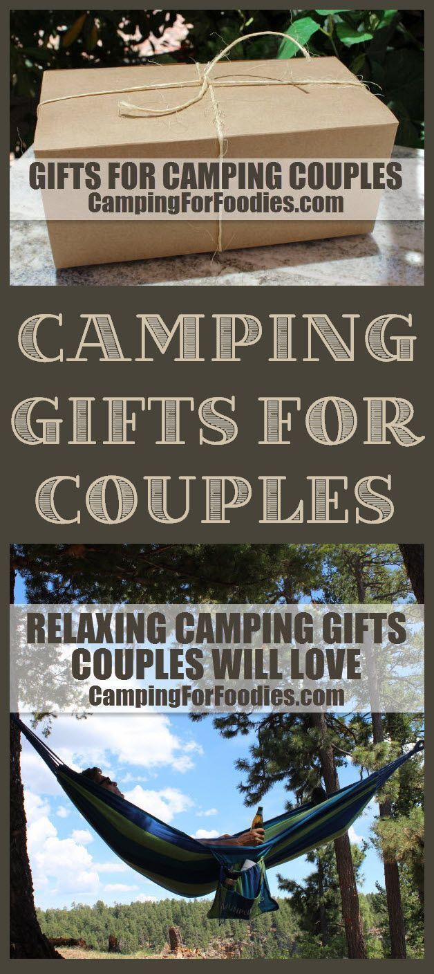 Camping Gift Ideas For Couples  Relaxing Camping Gifts Couples Will Love Looking for