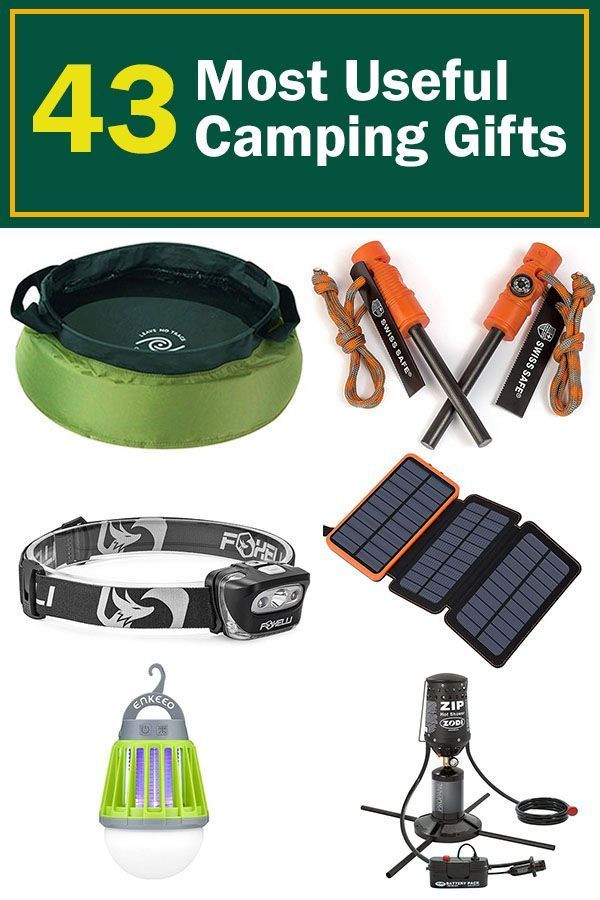Camping Gift Ideas For Couples  The best camping ts for people who love to be outdoors