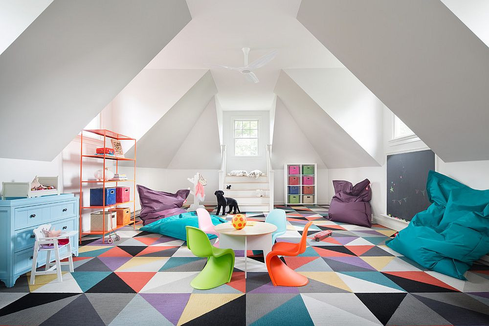 Carpet Tiles For Kids Room  Colorful Zest 25 Eye Catching Rug Ideas for Kids' Rooms