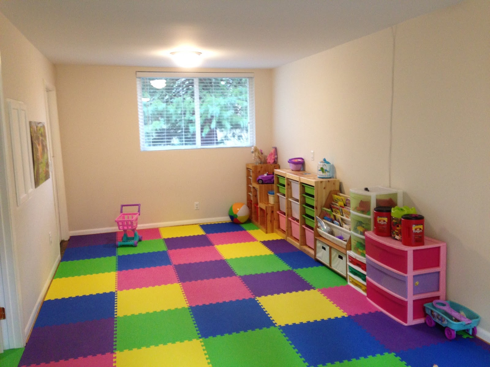 Carpet Tiles For Kids Room  Greatmats Specialty Flooring Mats and Tiles Creating a