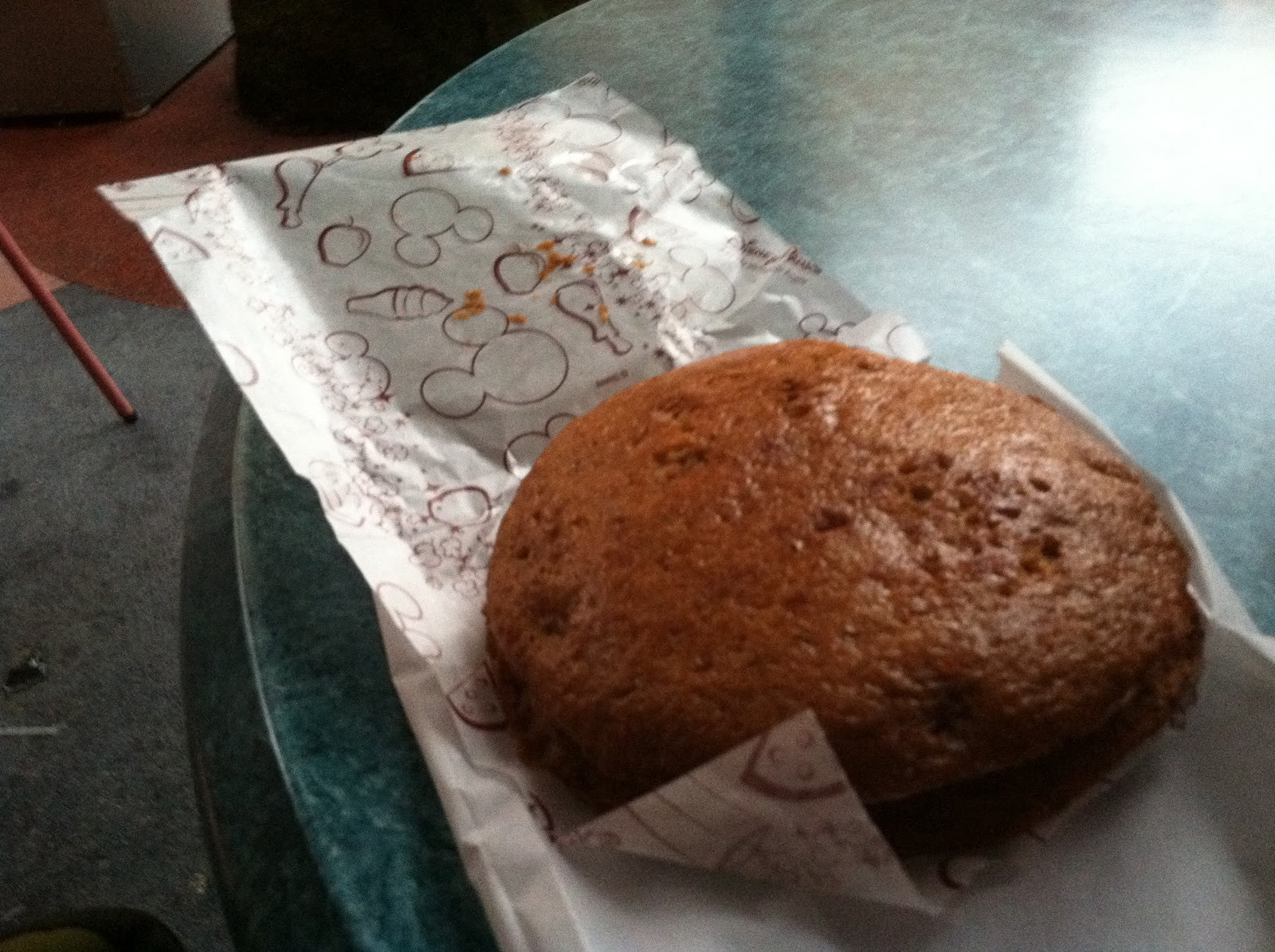 Carrot Cake Cookie Disney  Top Ten Ways to Get Your Disney Sugar Rush
