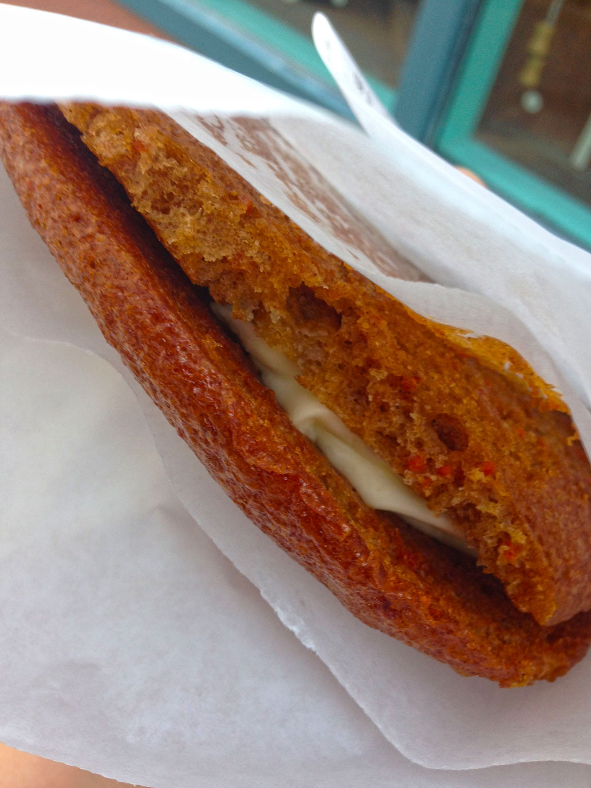 Carrot Cake Cookie Disney  Most Bud Friendly Filling Snacks at Disney World
