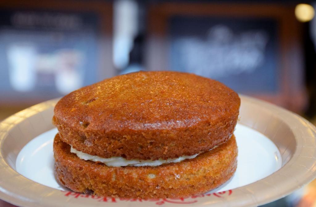 Carrot Cake Cookie Disney  8 Favorite Walt Disney World Snacks MickeyBlog