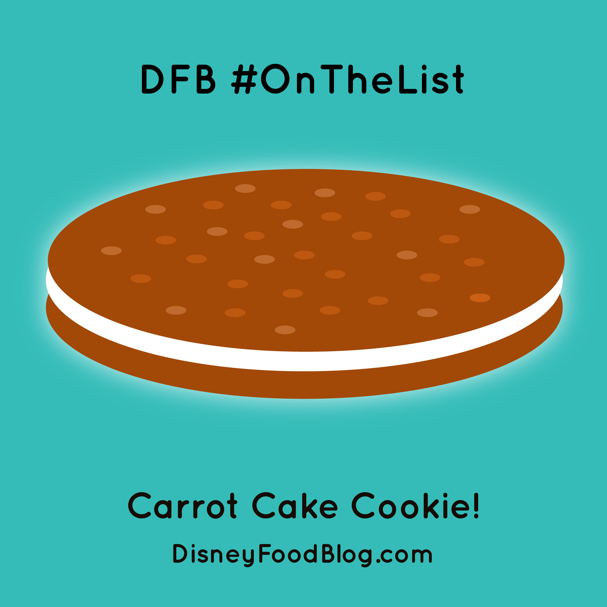 Carrot Cake Cookie Disney  TheList Carrot Cake Cookie in Disney's Hollywood