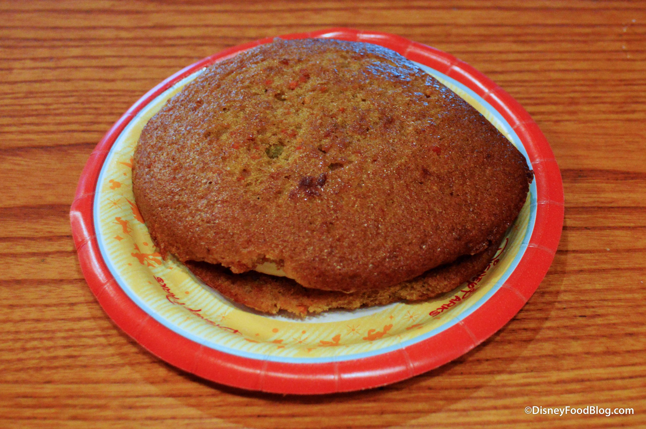 Carrot Cake Cookie Disney  TheList Carrot Cake Cookie in Disney's Hollywood Studios