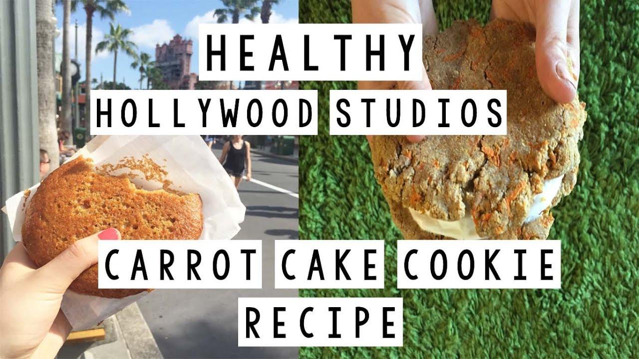 Carrot Cake Cookie Disney  Disney Carrot Cake Cookie Recipe