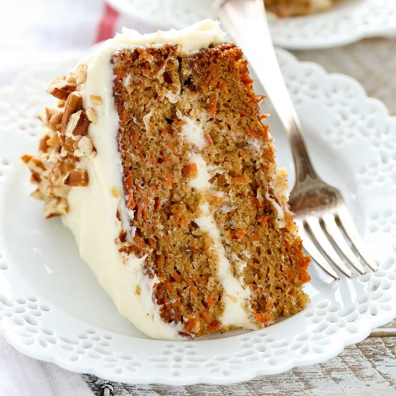 Carrot Cake Made With Baby Food  This is my favorite recipe for homemade carrot cake This