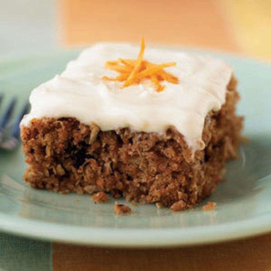 Carrot Cake Made With Baby Food  Mum s Baby Food Carrot Cake Recipe
