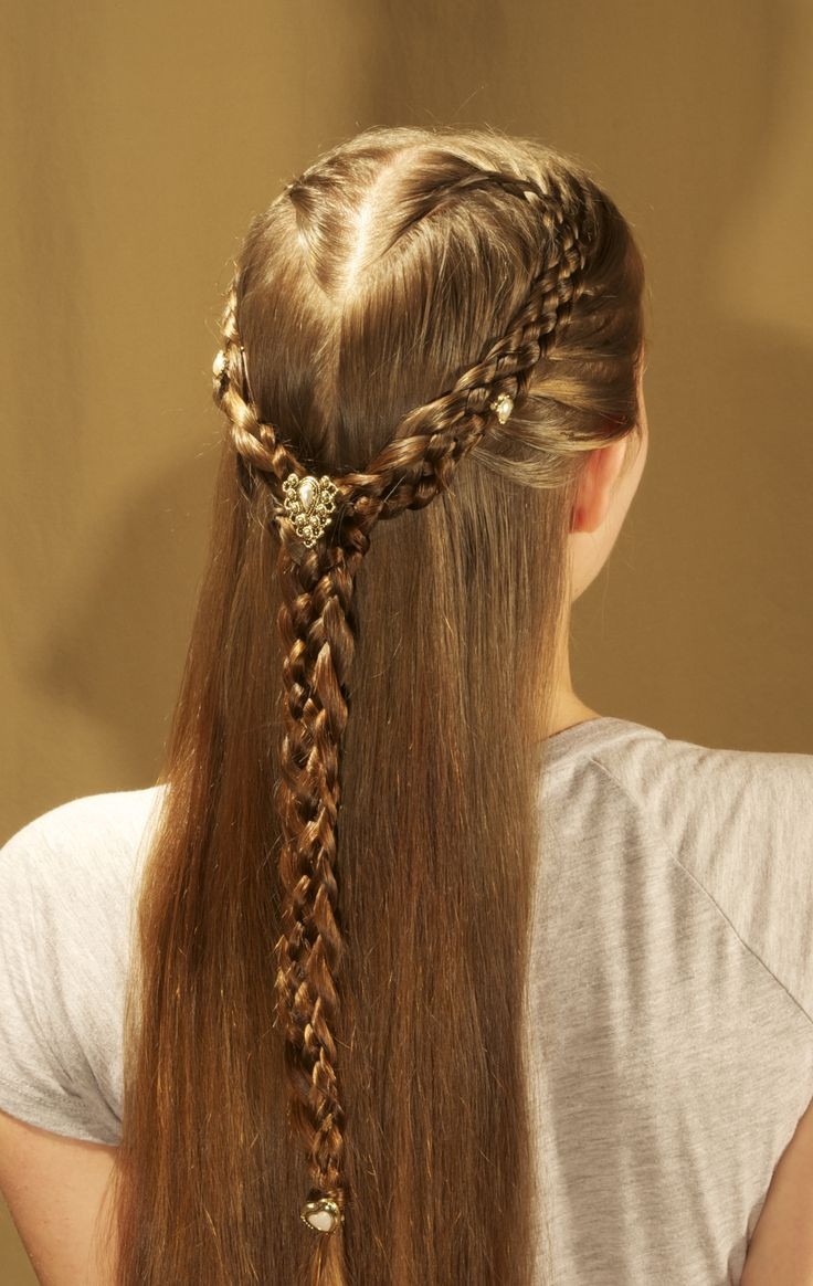 Celtic Hairstyles Female  Ancient Irish Hairstyles