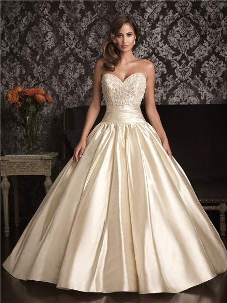 Champagne Wedding Gowns  Champagne Wedding Dresses