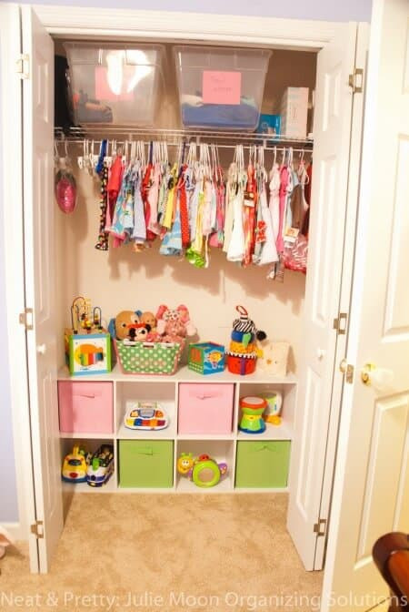 Cheap Organizing Ideas For Kids Rooms  20 Organized Kids Bedroom Ideas Mom 6