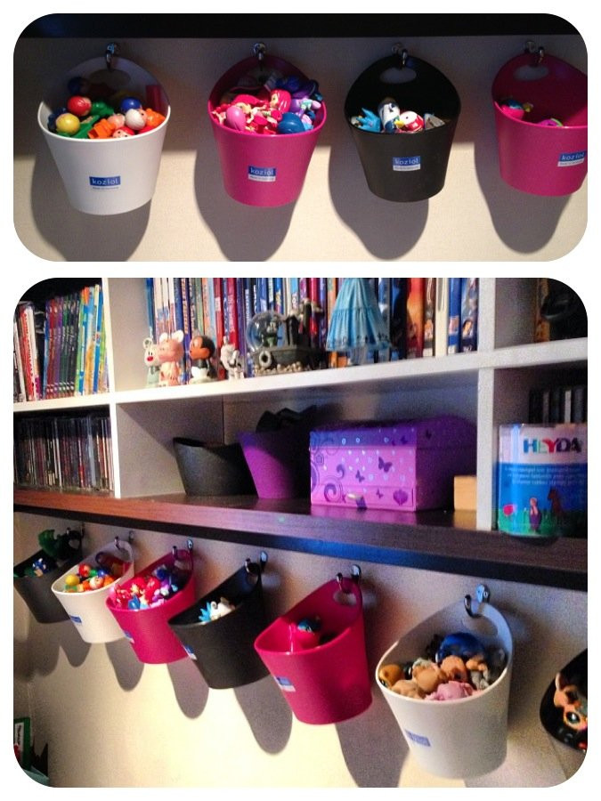 Cheap Organizing Ideas For Kids Rooms  20 Creative Organization Ideas for Kids Playroom Page 3