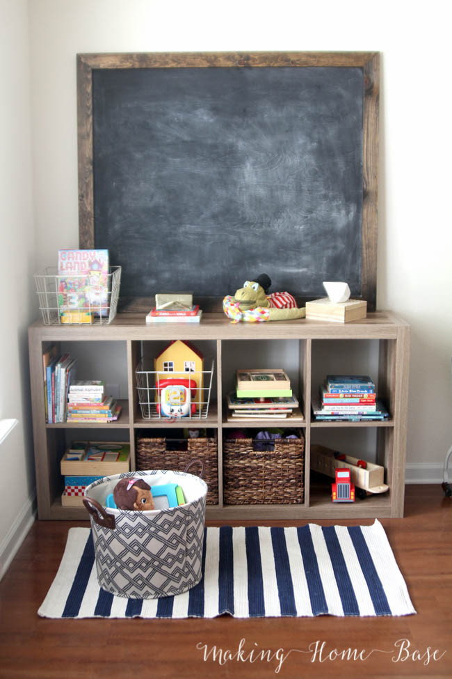 Cheap Organizing Ideas For Kids Rooms  25 Fab Ideas for Organizing Playrooms & Kid s Spaces