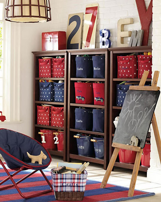 Cheap Organizing Ideas For Kids Rooms  Storage and Organization Ideas for Kids Rooms Design Dazzle