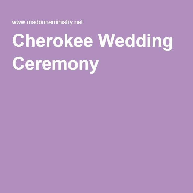 Cherokee Wedding Vows  613 best images about Native on Pinterest