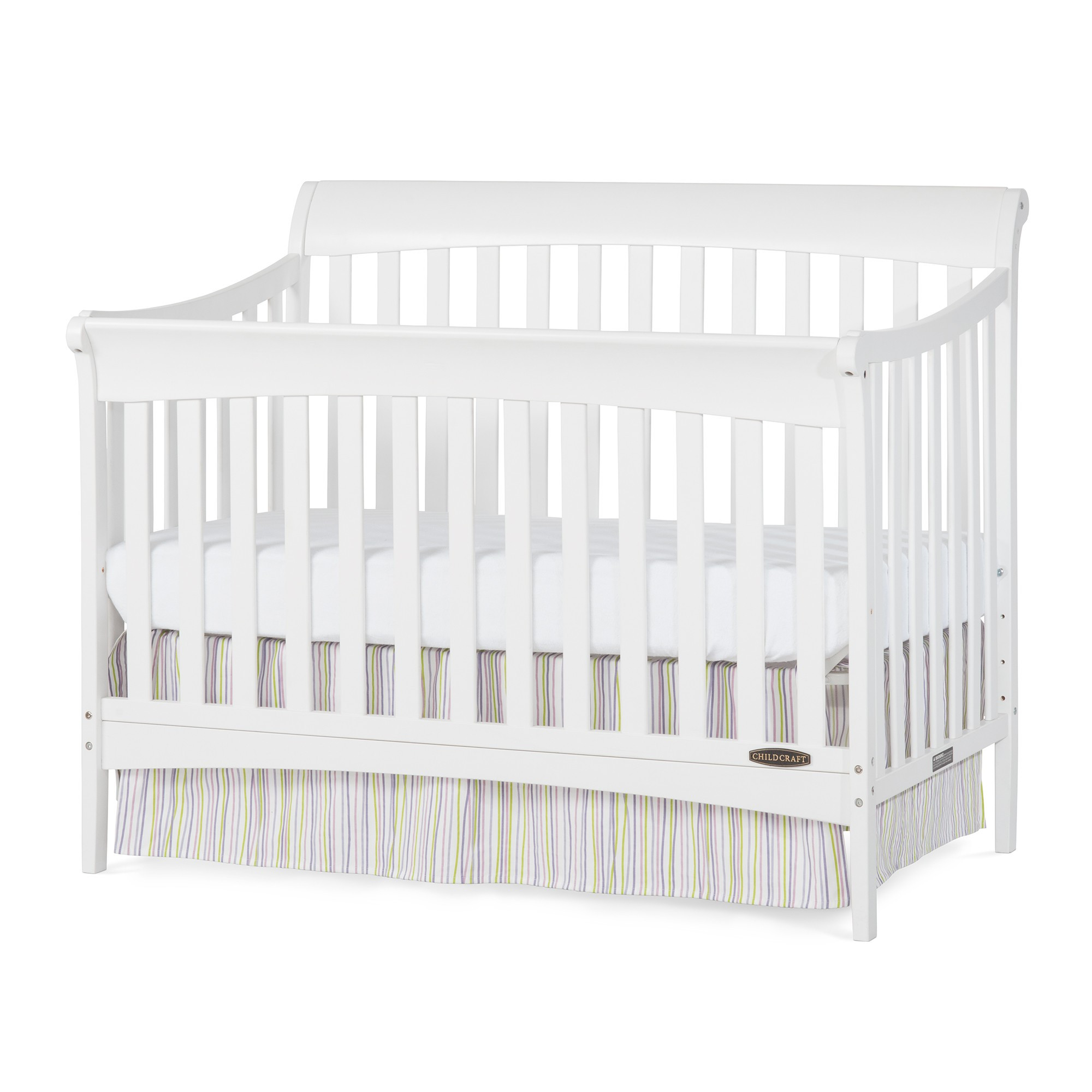 Child Craft Coventry Crib  Coventry 4 in 1 Convertible Crib